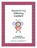 Valentine's Day Activities to Promote Literacy Skills