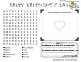 Valentine's Day Activity Mat