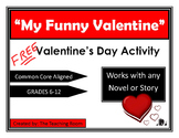 Valentine's Day Activity (Middle & High School)