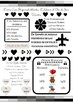 Valentines Day Activity Pack w/ infograph for Spanish Class Novice /Intermediate