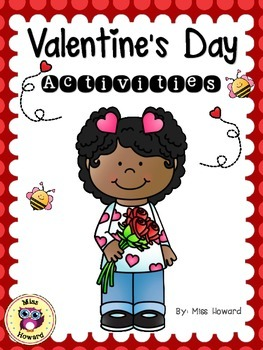 Valentine's Day Activities Packet FREE