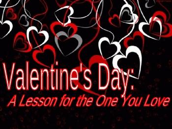 Valentine's Day Activity PowerPoint