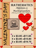 Valentine's Day - Math - Addition and Subtraction