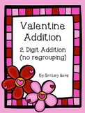 Valentine Addition (no regrouping)