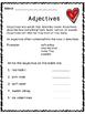Valentine's Day Adjectives