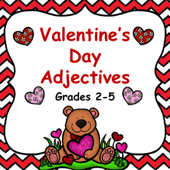 Valentine's Day Adjectives