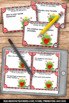 Valentine's Day Activities Parts of Speech Adjectives Task