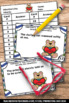 Valentine's Day Activities Task Cards Verbs Literacy Cente