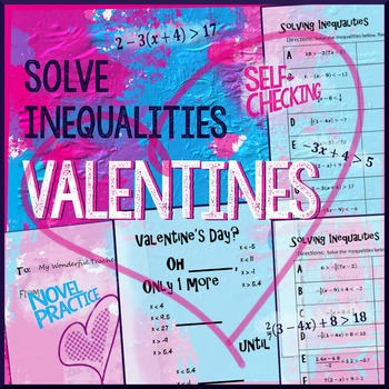 Valentine's Day Algebra – Solving Inequalities