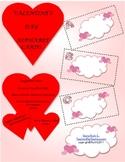Valentine's Day Alphabet Cards