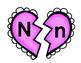Valentine's Day Alphabet Match