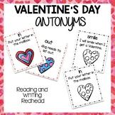 Valentine's Day Antonym Fun