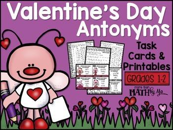 Valentine's Day Antonyms