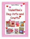 Valentine's Day Art Craft Easy Cute Kid-Friendly Fun