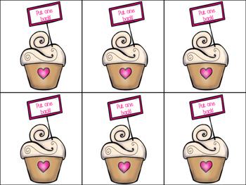 Valentine's Day Articulation Packet
