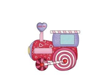 Valentine's Day Articulation Activity