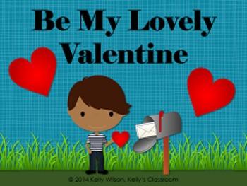 Valentine's Day Emergent Reader Set