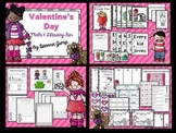 Valentine's Day BUNDLE (4 units HUGE savings)
