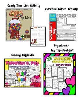 Valentine's Day Activities for 4th Grade