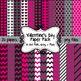 Valentine's Day Basic Clip Art Mini-Bundle ~ Papers, Frames, & Accents