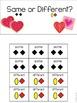 Valentine's Day Basic Skill Flipbooks