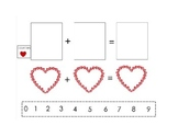 Valentine's Day Basic Skills SMART notebook for Autism and