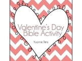 Valentine's Day Bible Activity