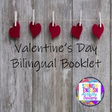 Valentine's Day Bilingual Booklet