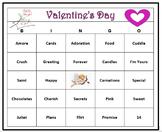 Valentine's Day Bingo Game- 60 Bingo Cards Printable!