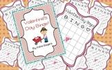 Valentine's Day Bingo including 20 Different Boards