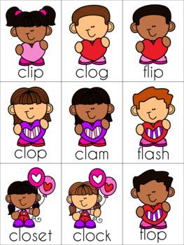 Valentine's Day Blend Cards