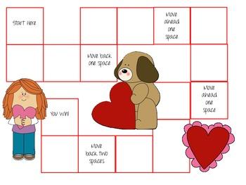Valentine's Day Board Games