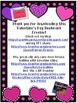 Valentine's Day Bookmarks FREEBIE