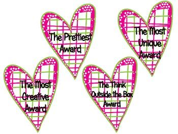 Valentine's Day Box Awards