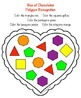 Valentine's Day Box of Chocolates Coloring Activities