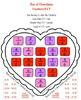 Valentine's Day Box of Chocolates Worksheets