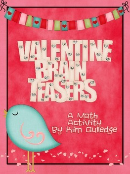 Valentine's Day Brain Teasers