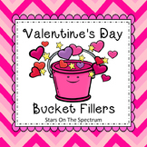 Valentine's Day Activities Bucket Fillers