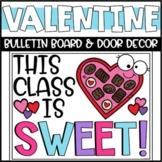 Valentines Day Bulletin Board or Door Decoration