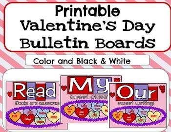 Valentine's Day Bulletin Boards