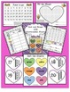 Valentine's Day *Bundle* with Conversation Heart Graphing