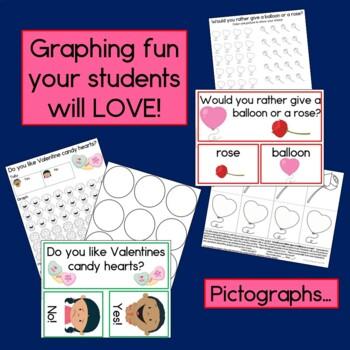 Valentines Day Bundle for Preschool & Kindergarten