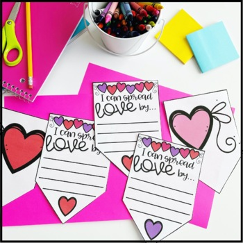 Valentines Day Bunting Banner