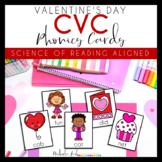Valentine's Day CVC Cards