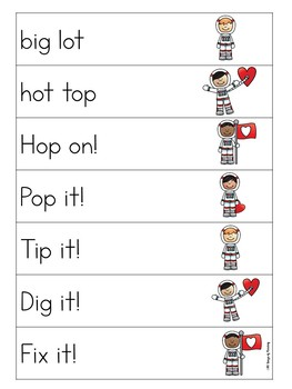 Valentines Day short vowel activities