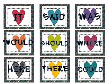 Valentine's Day CVC-e Literacy Center Word Work sorting practice CCSS