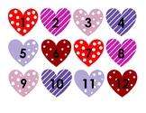 Valentines Day Calendar Dates