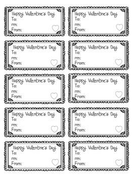 Valentine's Day - Candy Gram