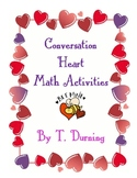 Valentine's Day Candy Heart Math Activities