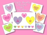 Valentine's Day Candy Hearts Concepts and Directions